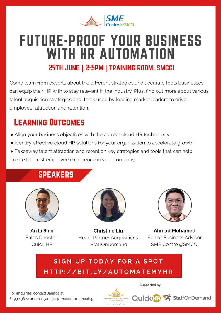 Future-Proof your Business with HR Automation