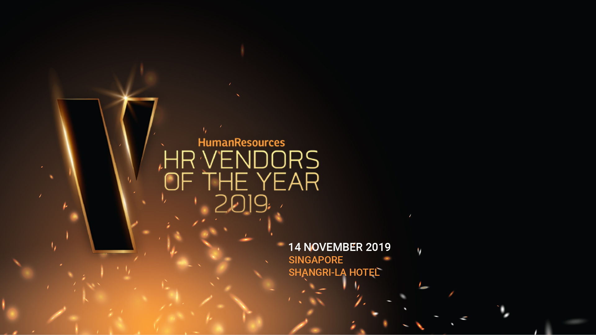 Human Resources HR Vendor of the year 2018