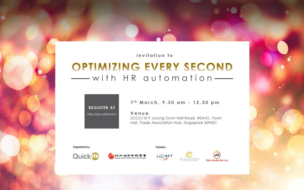 Optimizing Every Second with HR Automation